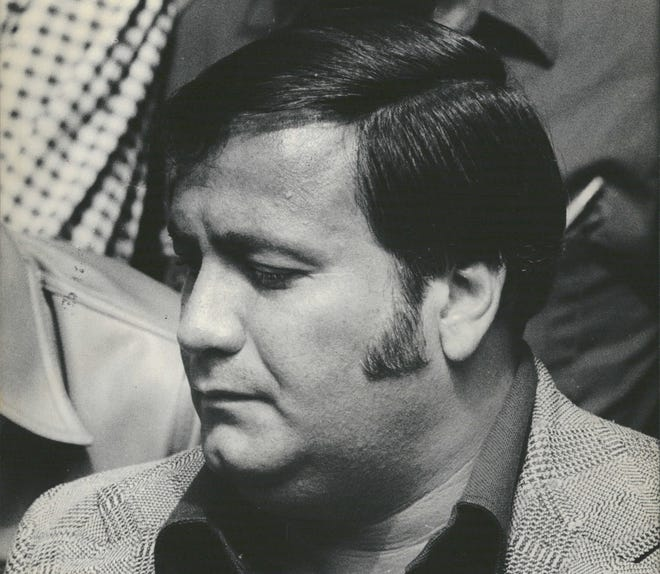 Charles (Chuckie) O'Brien, in a 1975 file photo.