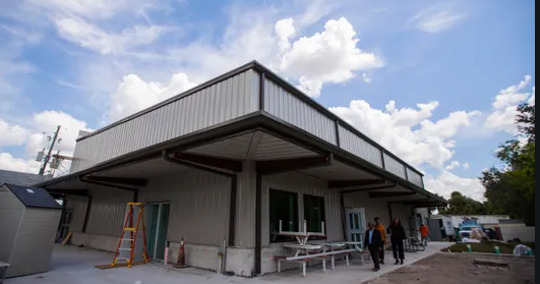 Quality of Life Center in Fort Myers expanded to a site on  Dr. Martin Luther King Jr. Boulevard  last year to better help serve the human services needs of local yhouth.