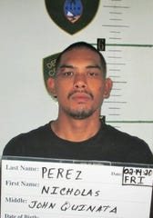 Nicholas John Quinata Perez