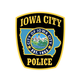 Iowa City police logo.