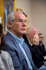 Healthy Community, LCC, CEO Hal Crocker at a Jackson city council budget committee Jackson City Hall in Jackson, Tenn., Tuesday, Feb. 11, 2020.