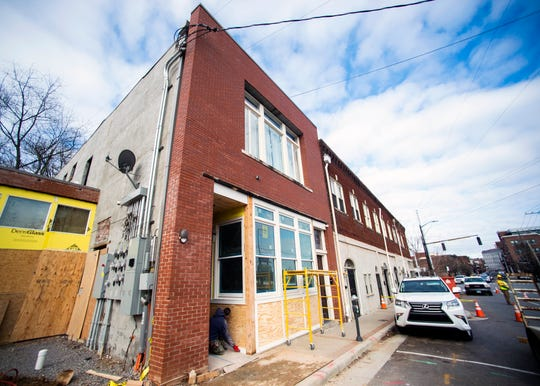 OliBea's new location is at 211 S. Central St. near the intersection of Central and Summit Hill Drive in downtown Knoxville.