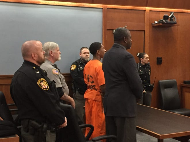 Tyree Carter was found guilty Friday of murder, two counts of involuntary manslaughter and felonious assault.