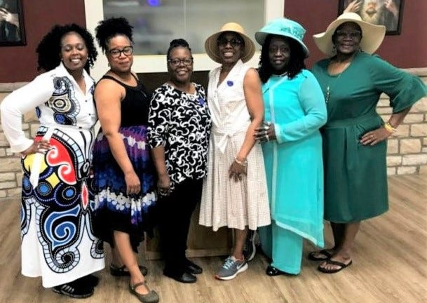The Peace and Freedom Committee began in 2007 with a small group of six women, meeting to discuss ways Marion could celebrate Dr. Martin Luther King Jr. on the annual holiday.