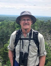 Adrian Wydeven, retired DNR wolf biologist, will appear at the Milwaukee Journal Sentinel Sports Show to give a presentation on the Wisconsin wolf population and take part in a panel to discuss possible delisting of the species.