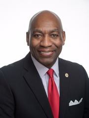Fitzgerald Washington is the secretary of the Alabama Department of Labor.