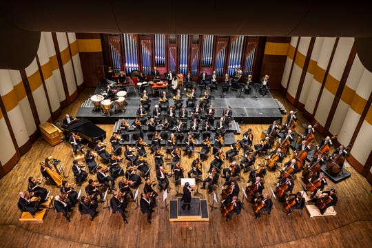 The Chicago Symphony Orchestra, under Music Director Riccardo Muti, in performance at Artis--Naples Thursday