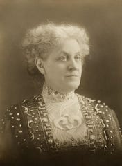 Ripon-born Carrie Chapman Catt is known for her work in the women's suffrage movement.