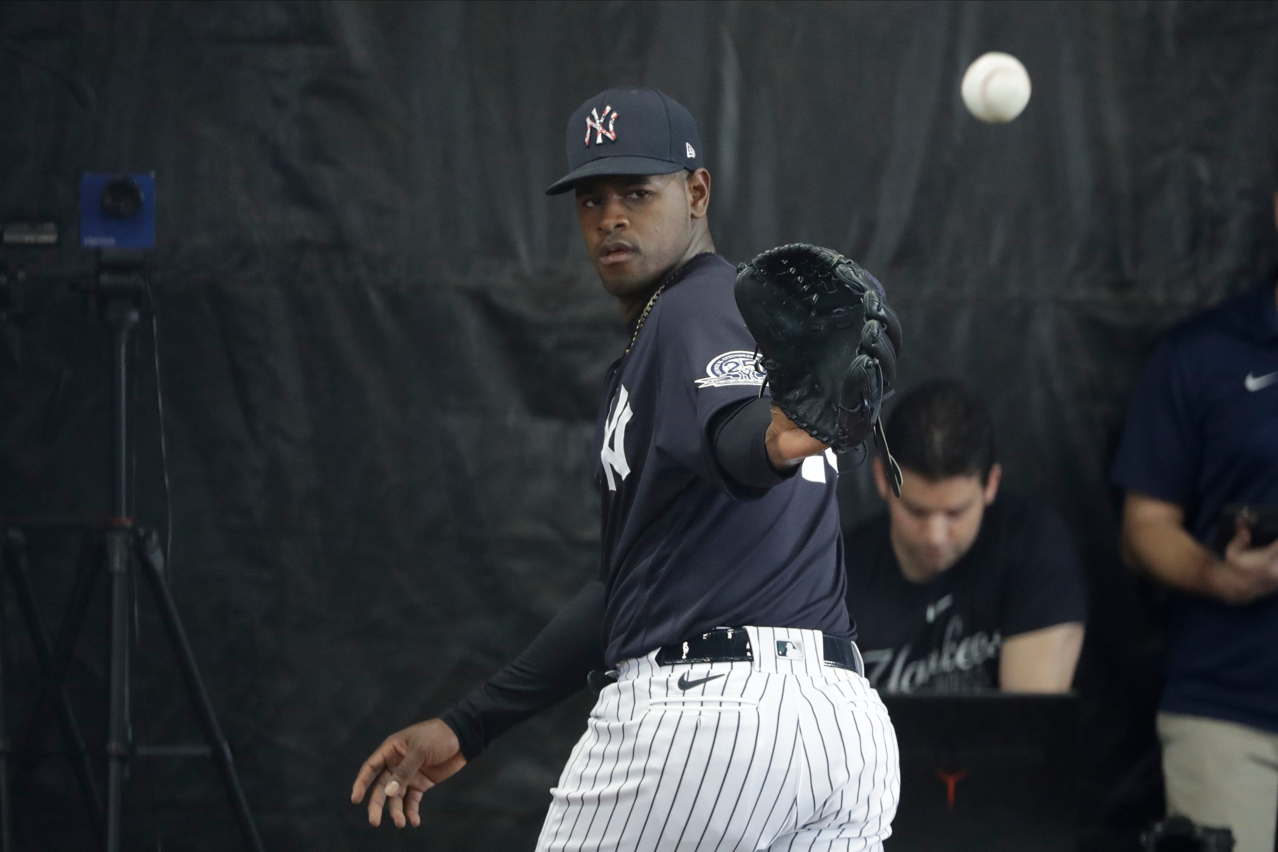 Yankees starter Luis Severino to miss 2020 season due to Tommy John elbow surgery