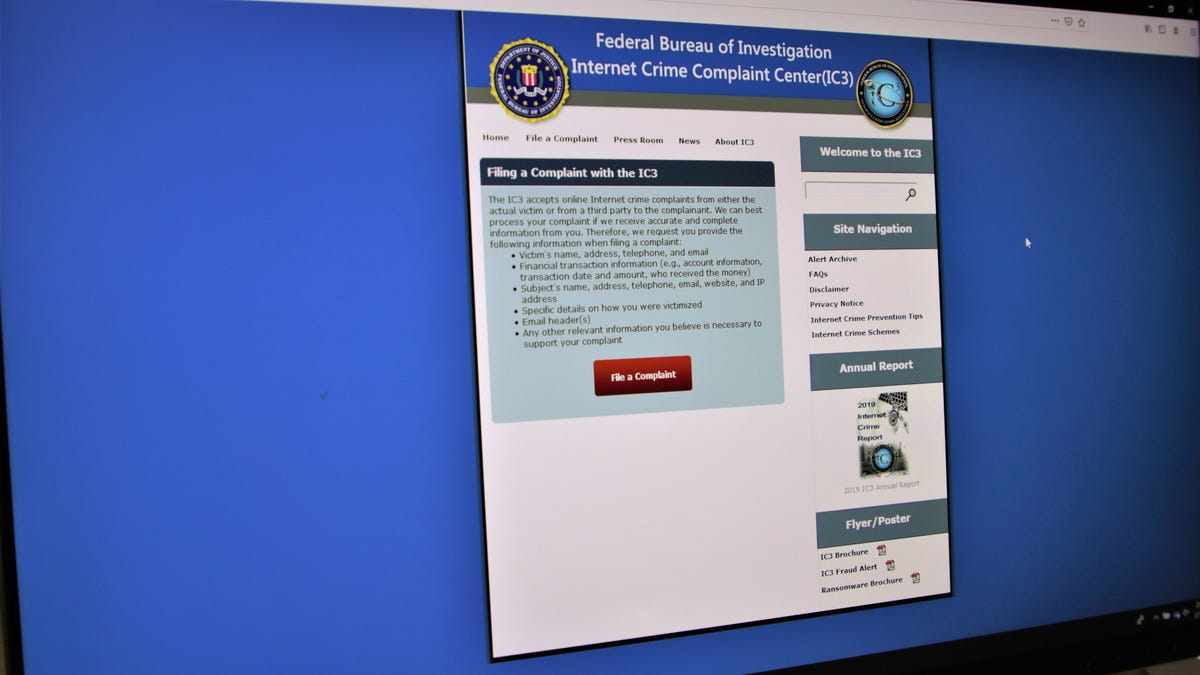 New Fbi Report Outlines Scale Of Problem Nationwide And Locally