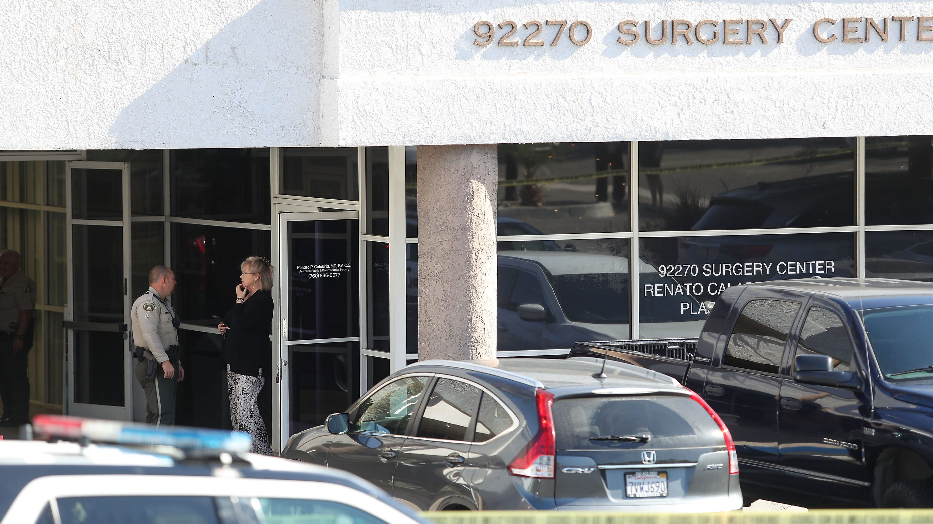 Rancho Mirage medical center shooting: Data offers a look at health care-worker incidents