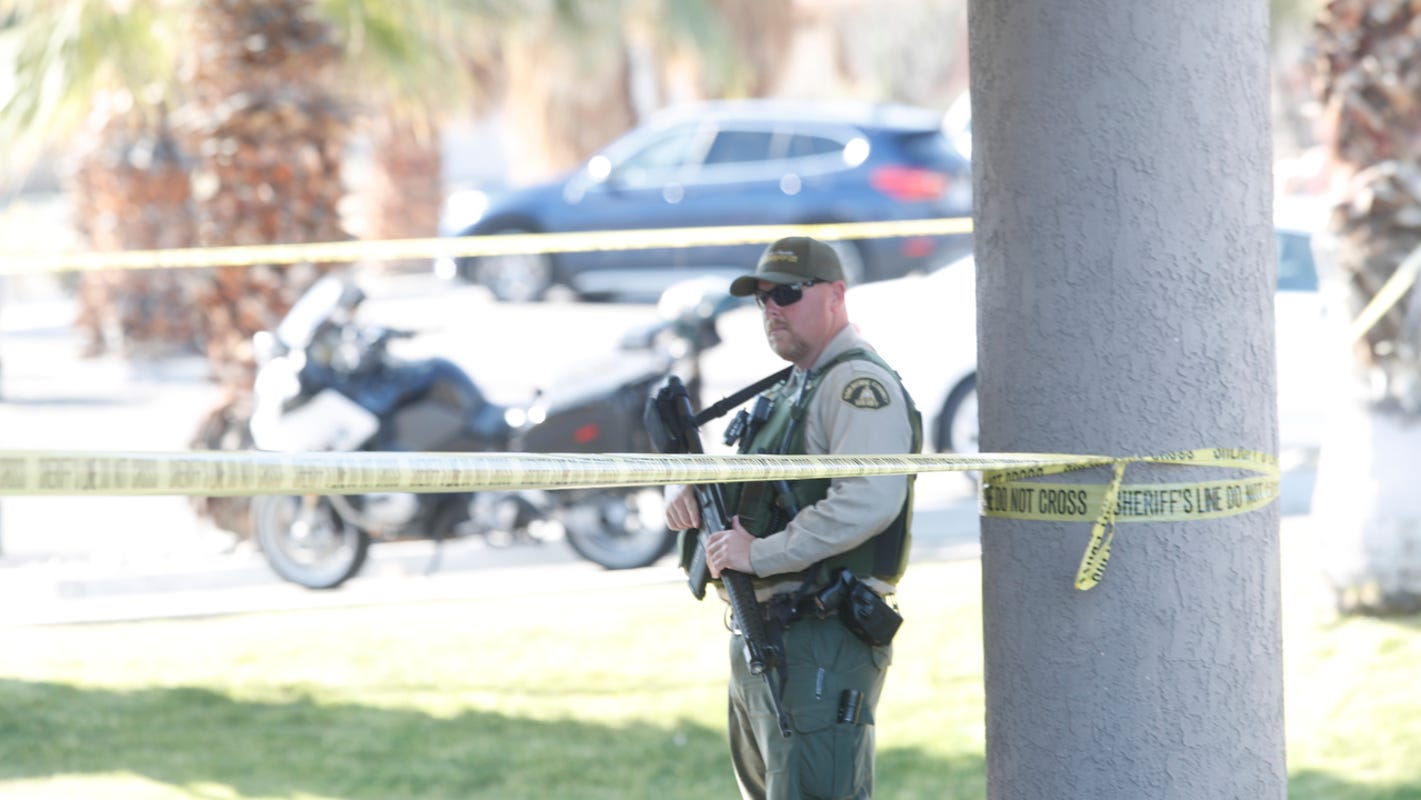 Rancho Mirage shooting: Gunman struggled with pain issues, neighbors say