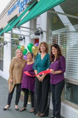 Properties by Neptune at 2704 N. 12th Ave. in Pensacola is focused on providing a personal touch to the home buying and selling experience. Pictured are broker and owner Deborah Jamail, managing partner Tanya Russo, Realtor Candace Eick and Realtor Gina Cooke.