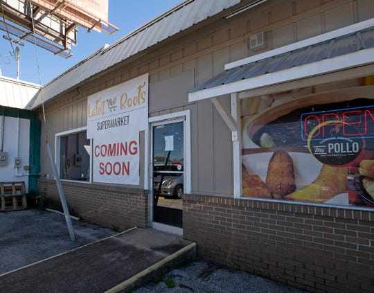The Latin Roots Supermarket is expected to open next month at 6404 N. Ninth Ave., next door to Mr. Pollo Pensacola.