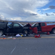 A wrong-way crash occurred in Rimrock on Feb. 10, 2020.