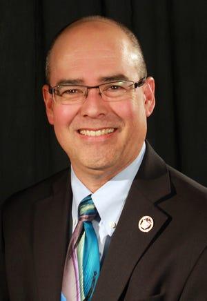 Gilbert Town Councilman Eddie Cook