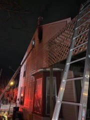 The fire caused an estimated $125,000 in damage.