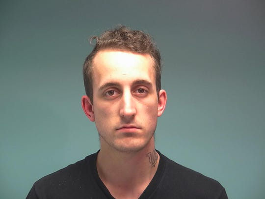 Joshua Brady Harmon, 22, of Salem