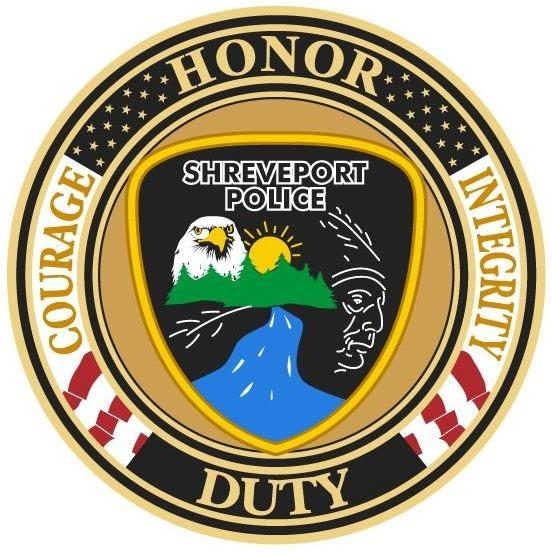 Shreveport Police Department logo