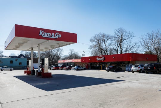 The Kum & Go at 529 S. Grant Ave., will be closing.