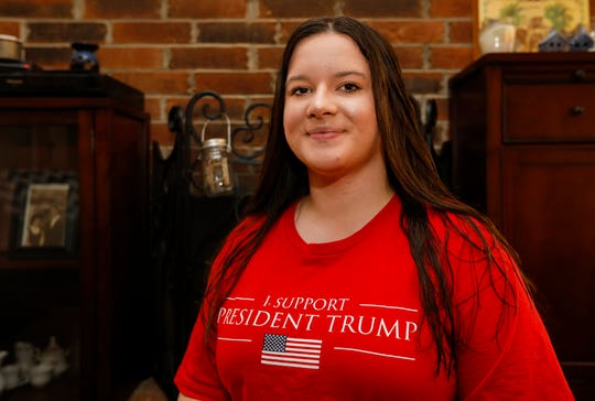 Gracie Warner is a student at Missouri State University and supporter of President Trump.