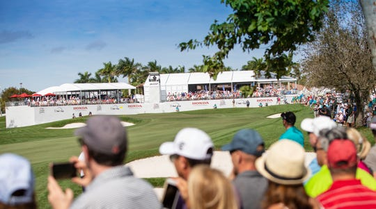 The Honda Classic is back to thrill its visitors with views from The Terrace.