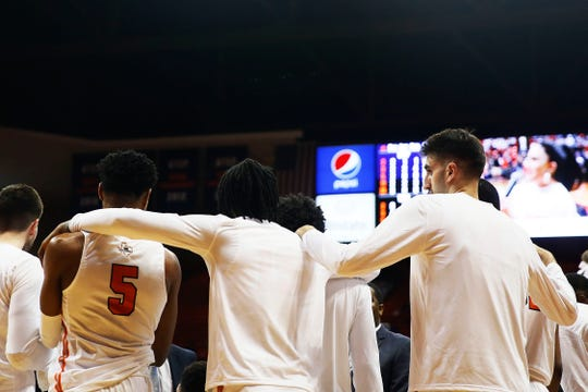 UTEP goes against Western Kentucky Thursday, Feb. 13, at the Don Haskins Center in El Paso.