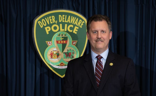 Thomas Johnson Jr., a 24-year veteran of the Upper Darby Police Department in Delaware County, Pennsylvania, was sworn in as the Dover Police Department's new chief on Thursday.