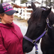 "Carousel Park and Equestrian Center staff made a ""very disturbing"" discovery on Monday: someone had tied cords around the back ankles one of their lesson ponies, Cierra, cutting off blood flow to her hooves."