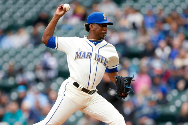 Justin Dunn was part of the trade that sent Robinson Cano and Edwin Diaz to the Mets.