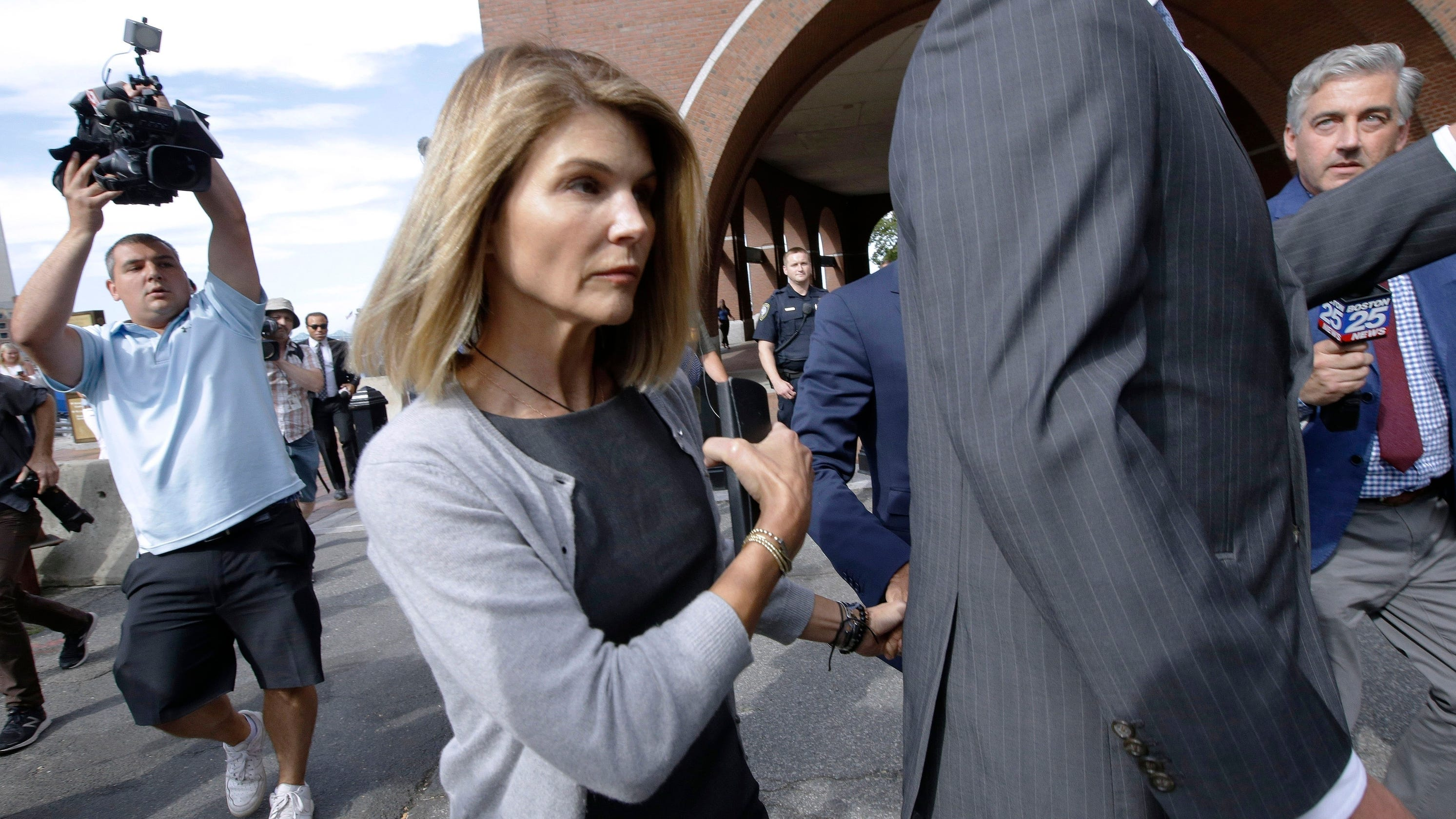 Lori Loughlin's attorneys say new evidence proves innocence in college admissions scandal