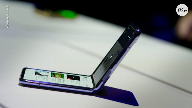 Samsung Galaxy Z Flip phone is coming may be the next fad of future phenomena