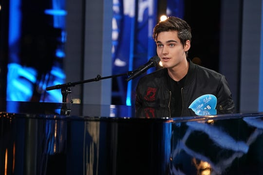 Nick Merico, a cocky dreamboat who dropped out last season for personal reasons, was among those auditioning in the season premiere of ABC's 'American Idol.'