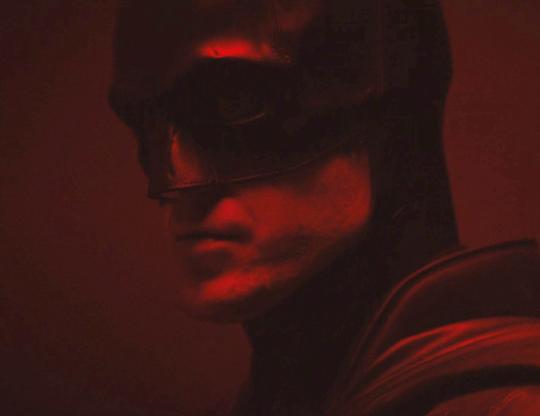 "Robert Pattinson stars as a young Caped Crusader in Matt Reeves' ""The Batman."""