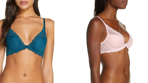 These bras are insanely comfortable and at a great price.