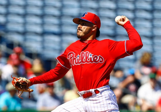 Oxnard High graduate JoJo Romero was on the 40-man roster for the Phillies before baseball was shut down.