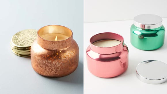 These candles are amazing and double as decor.