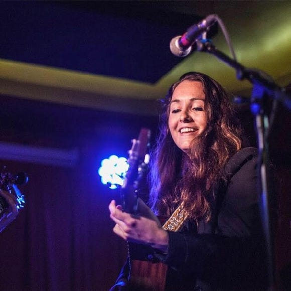 Singer-songwriter Sarah O'Dea performs Feb. 21 at Brick House 714 in Port Orchard and Feb. 26 at Fletcher Bay Winery on Bainbirdge Island.