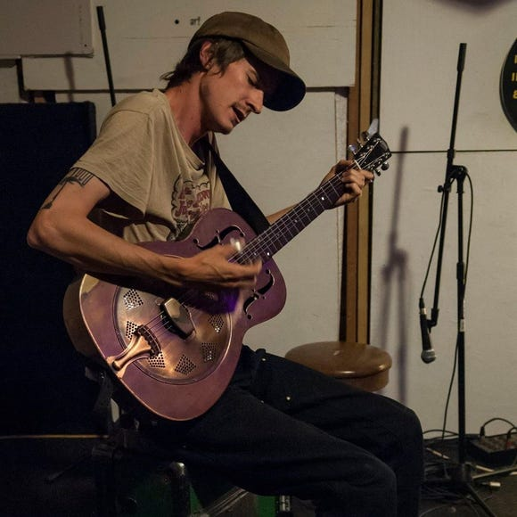Clyde McGee headlines the Feb. 22 all-ages music lineup at the Charleston Music Venue in Bremerton.