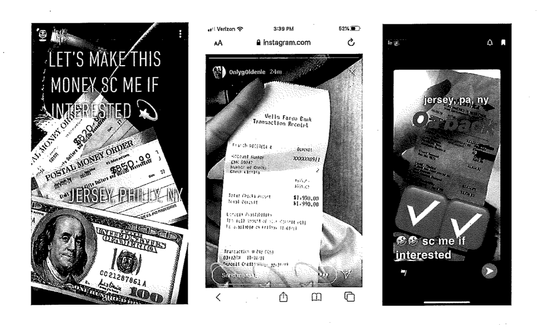 A criminal complaint alleges these ads were part of a fraud that targeted South Jersey residents and employers.