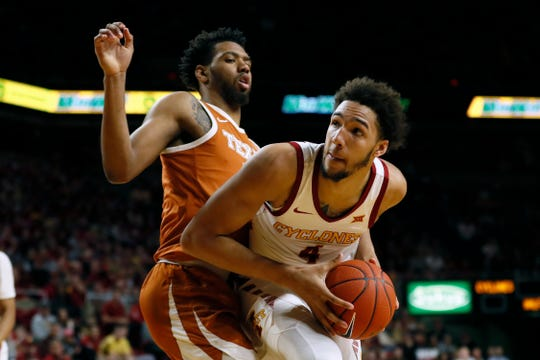 Iowa State sophomore George Conditt IV has struggled since losing his starting spot.