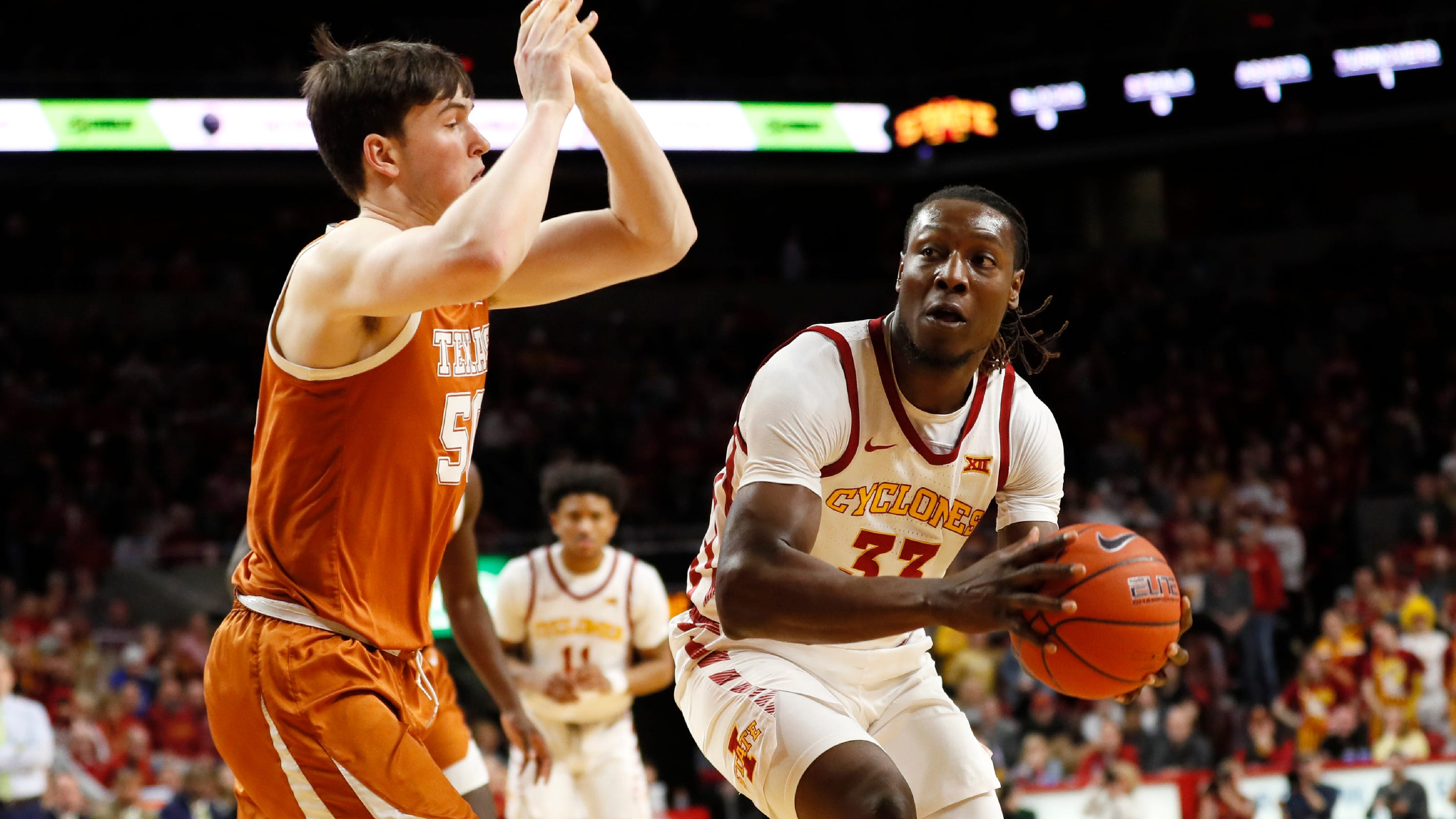 Hines: Cyclones find a 40-minute oasis during difficult season