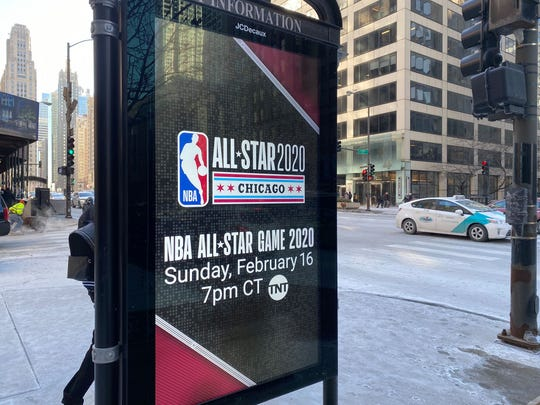 The NBA All-Star Game in Chicago will be very different from next year's game in Indianapolis, organizers say.