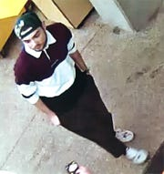 An image of Sean Baek in the clothes police say he was wearing when he disappeared.