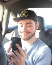 Sean Baek, a freshman at UW-Milwaukee.