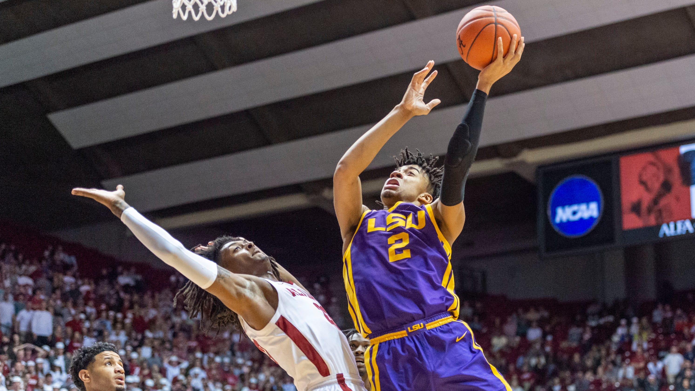 LSU basketball vs. Kentucky: How to watch on TV, live stream