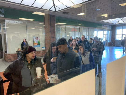 NJ motor vehicle commission licensing software shut down Saturday morning, causing delays for those looking to renew licenses.