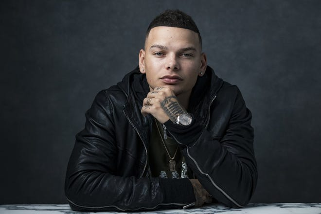 Country singer Kane Brown will join the grandstand lineup at the York State Fair.
