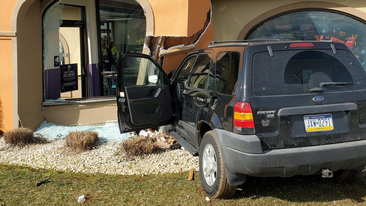 Taco Bell Crash Not First Time Mom Has Been Accused Of