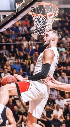 Former Sheboygan Lutheran and Wisconsin star Sam Dekker has spent the past two seasons playing professionally in Russia and Turkey.